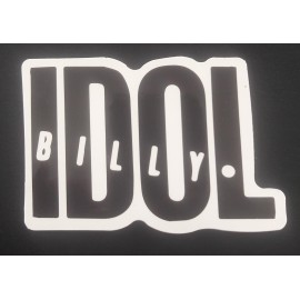Sticker Billy Idol