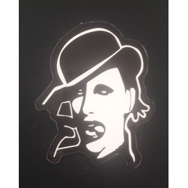 Sticker Marilyn Manson