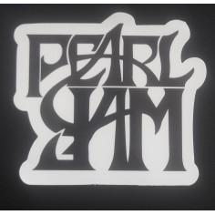 Sticker Pearl Jam