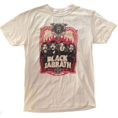 T-shirt Black Sabbath - Faces