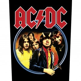 Patch AC/DC - Highway to Hell [Backpatch]