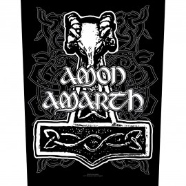 Patch Amon Amarth [Backpatch]