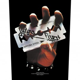 Patch Judas Priest - British Steel [Backpatch]
