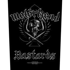 Patch Motorhead - Bastards [Backpatch]