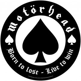 Patch Motorhead - Hammered [Backpatch]