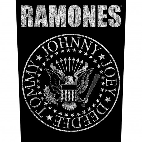 Patch Ramones [Backpatch]