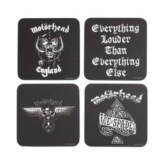 Coasters Motorhead [set of 4]