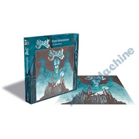 Puzzle Ghost - Opus Eponymous