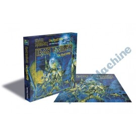 Puzzle Iron Maiden - Live After Death