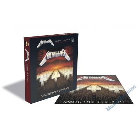 Puzzle Metallica - Master of Puppets