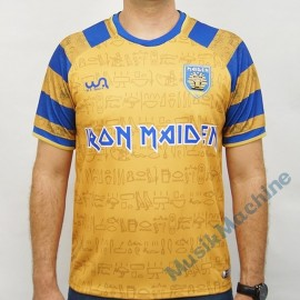 Footbal jersey official Iron Maiden - Powerslave
