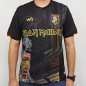 Footbal jersey official Iron Maiden - Somewhere In Time