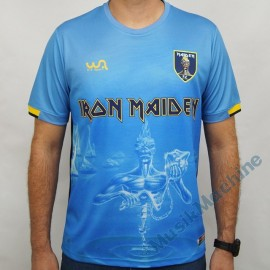 Footbal jersey official Iron Maiden - The Seventh Son Of A Seventh Son