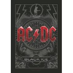 Flag AC/DC - Black Ice