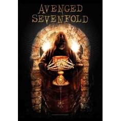 Flag Avenged Sevenfold - Golden Arch