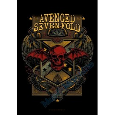 Flag Avenged Sevenfold - Death Crest