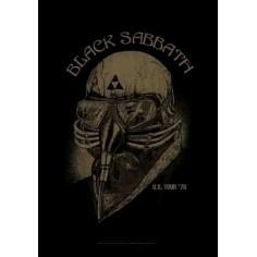 Flag Black Sabbath - US Tour '78