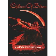 Flag Children of Bodom - Hate Crew Deathroll