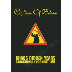 Flag Children of Bodom - Chaos Ridden Years