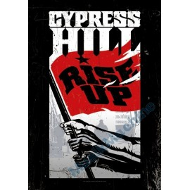 Flag Cypress Hill - Rise up