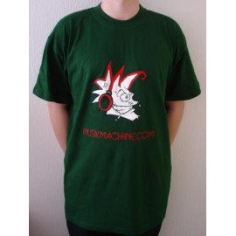 T-shirt Musik Machine