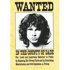 Flag Doors - Jim Morrison Wanted