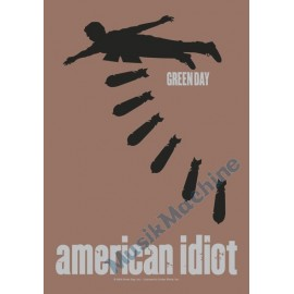 Flag Green Day - American Idiot