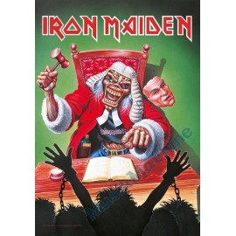 Flag Iron Maiden - 10 years