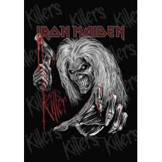 Flag Iron Maiden - Killers