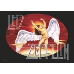 Flag Led Zeppelin - Swan song Records