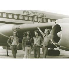Flag Led Zeppelin - Airplane