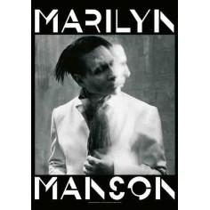 Flag Marilyn Manson - Third Day of a Seven Day Binge
