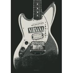 Flag Nirvana - Guitar