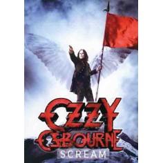 Flag Ozzy Osbourne - Scream