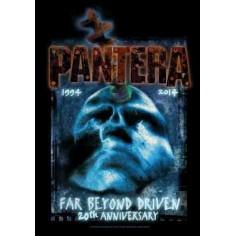 Flag Pantera - Far Beyond Driven