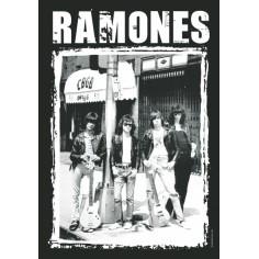 Flag Ramones - CBGB
