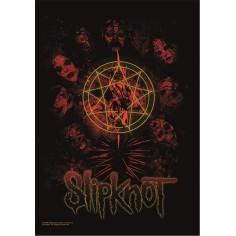 Flag Slipknot - Skulls
