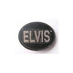 Belt buckle Elvis