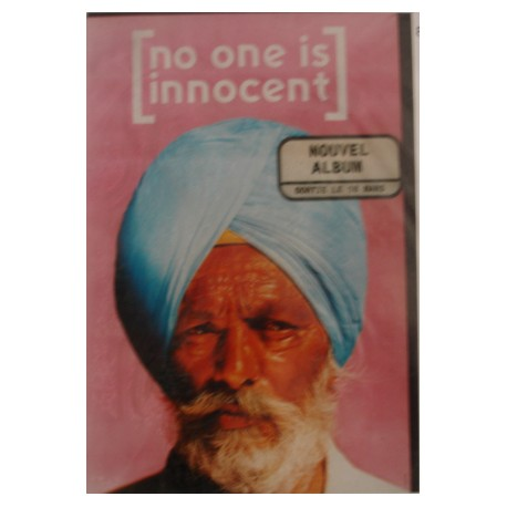 Poster No One is Innocent