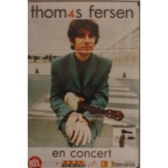 Poster Thomas Fersen