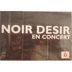 Poster Noir Désir