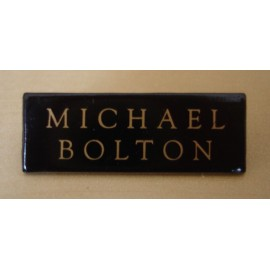 Pin's Michael Bolton