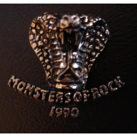 Pin's [Alchemy/Poker] Monsters of Rock '90