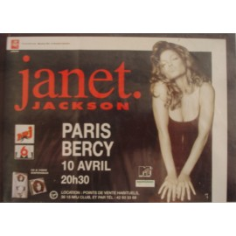 Affiche Janet Jackson