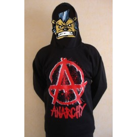 Light sweat shirt Anarchy