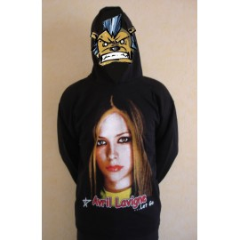 Light sweat shirt Avril Lavigne