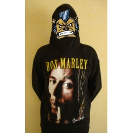 Light sweat shirt Bob Marley