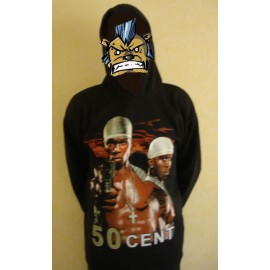 Light sweat shirt Fifty Cent