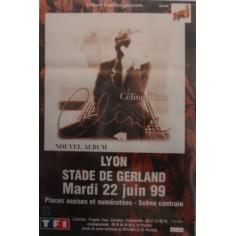 Poster Céline Dion