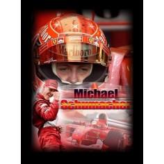 Ardoise Michael Schumacher